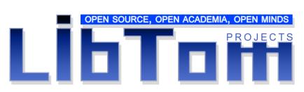 libtom logo